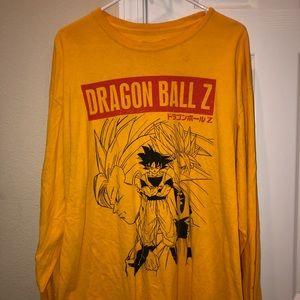 Dragon Ball Z Long Sleeve T-shirt